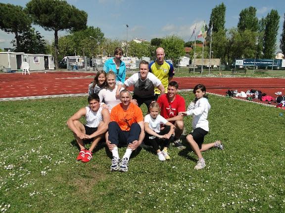 Trainingslager Cervia/Italien