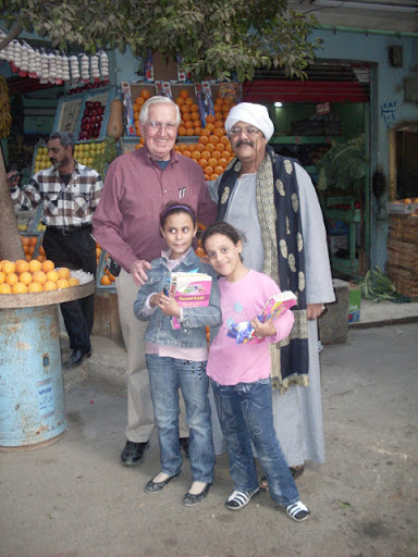 #VolunteerAbroadBecause...Cultural Interchange Brings Understanding - John Dwyer in Cairo