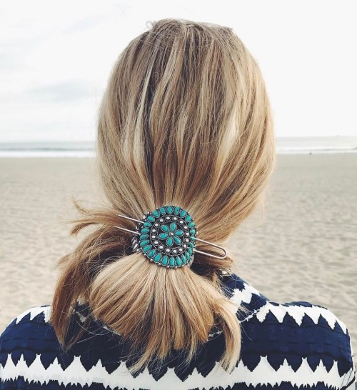 The Trendy Medium Hair For Beach In The World For Current Year 2017 8