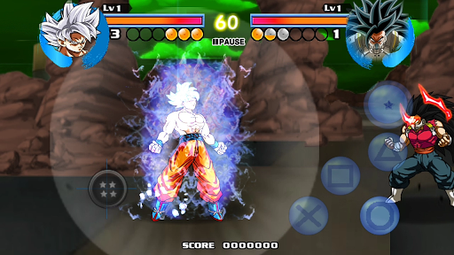 SAIUU! DRAGON BALL Z TAP BATTLE (MOD) SUPER/HEROES COM 90 PERSONAGENS! PARA ANDROID