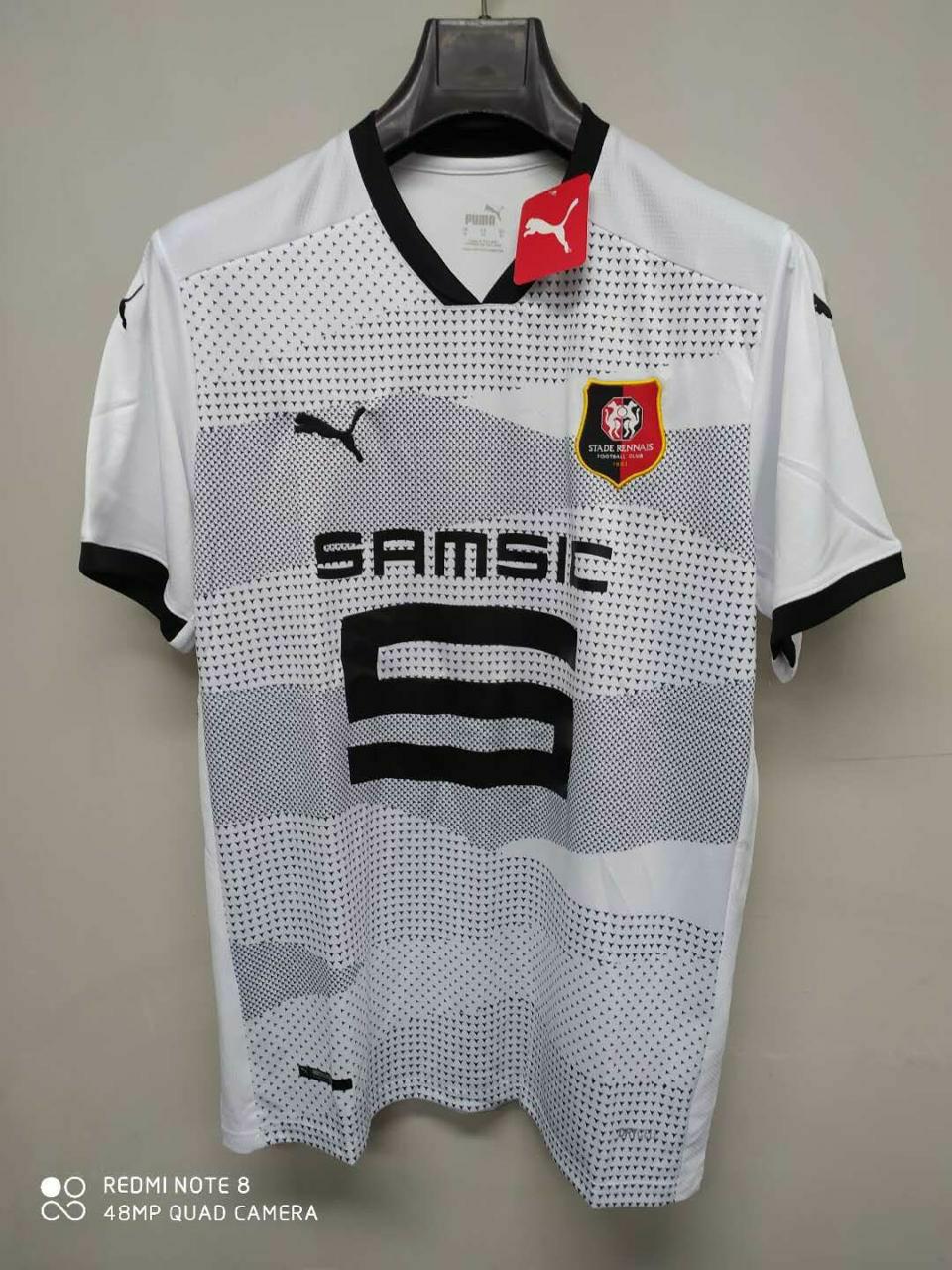 Jual Jersey Rennes Away musim 2020/2021