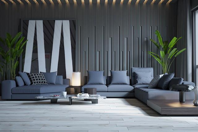 15 Mẫu xu hướng thiết kế phòng khách sang trọng