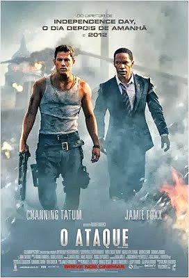 Filme Poster O Ataque TS XviD & RMVB Dublado