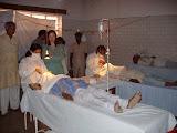 PV Iona Hine observes cataract surgery at Bilari Community Hospital