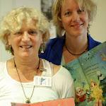 Boekpresentatie en voorlees voorstelling IK WIL ZINGEN 2015 Nieuwe Boekhandel van Monique Burgers 53.JPG