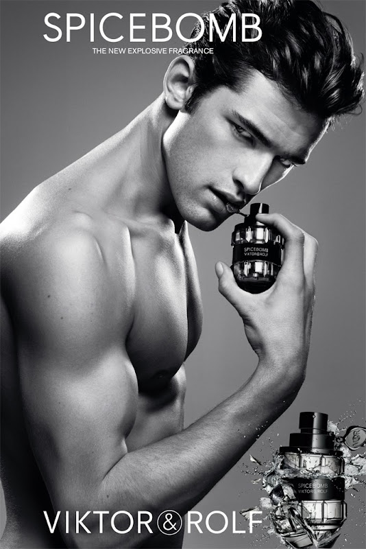 Sean O'Pry @ VNY by Inez & Vinoodh for Victor & Rolf's SPICEBOMB F/W 2011