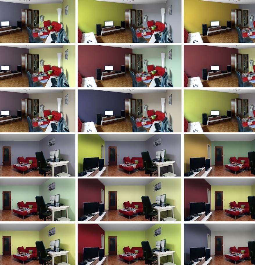 Wohnung streichen - welche Farbe?