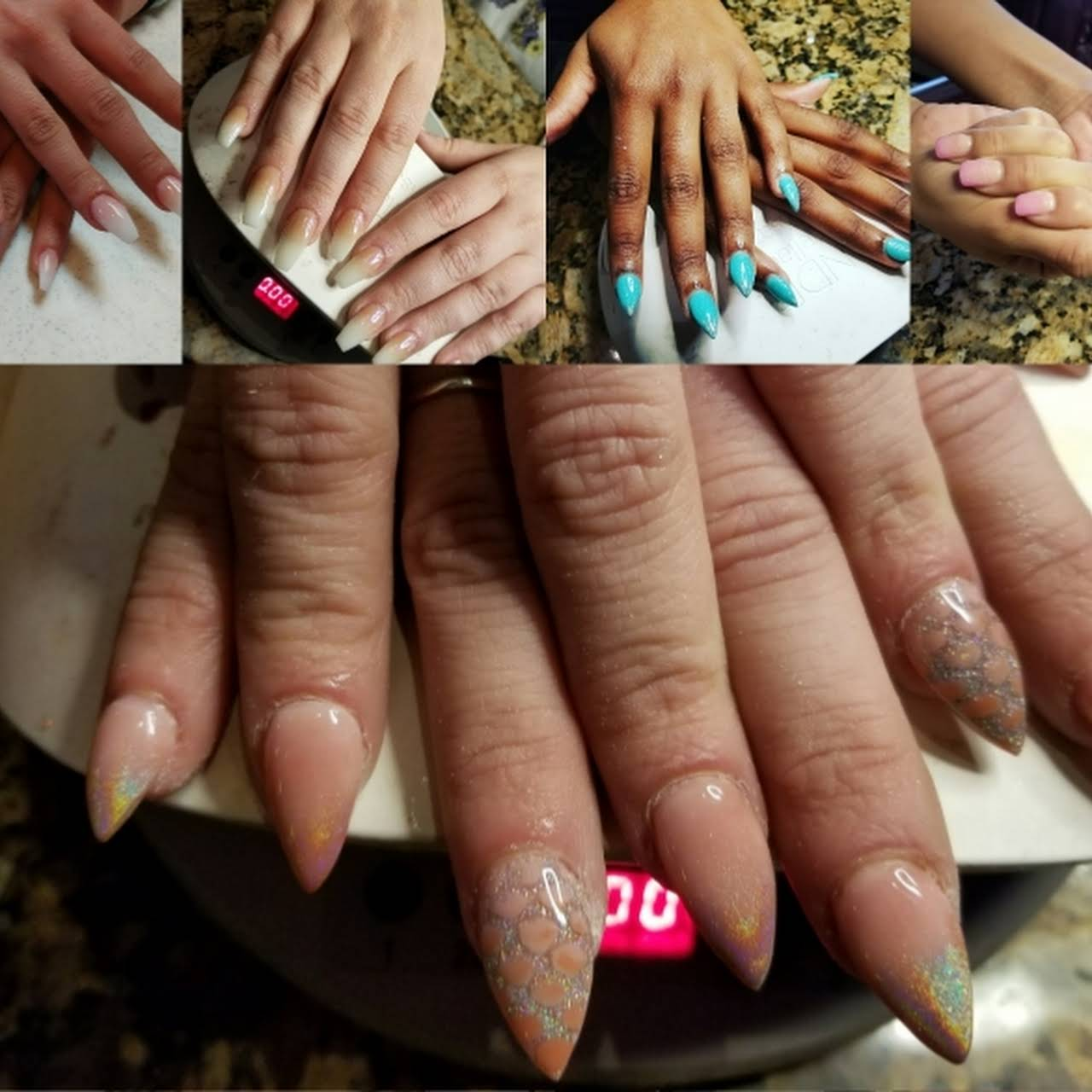 Gel Nail Salons Knoxville Tn - Best Nail 2018