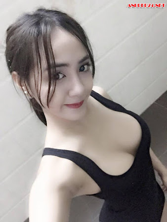 Hot girl Linh Ấn