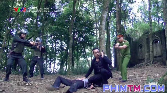 """""""Người phán xử"""" tập 26: Phan Quân cười ngạo nghễ cho tay vào còng - Ảnh 3."""