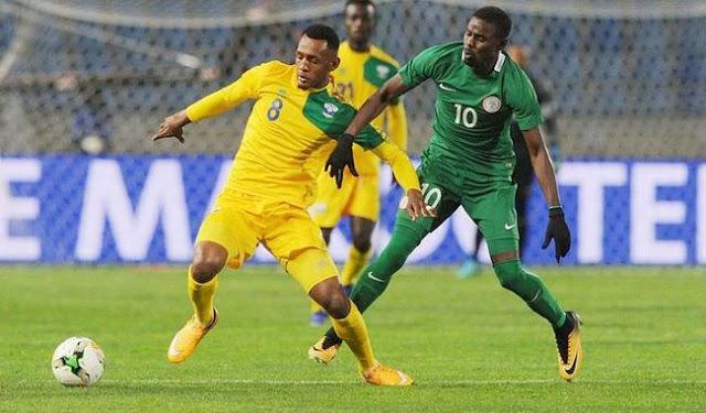 Super Eagles Fail to Beat Rwanda