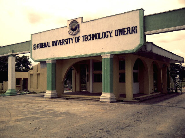 FUTO Pre-Degree Admission List (Batch A, B & C) for 2017/2018 Academic Session