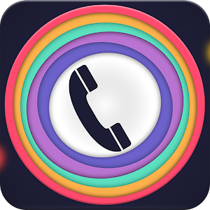 Color Call Screen Theme: Cool Screen Effects