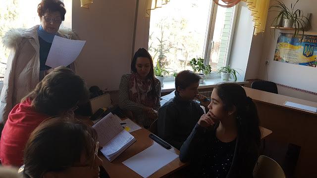 15.11 - Третє заняття навчального тренінгового курсу «Шкільний прес-клуб як засіб формування ключових компетентностей учнів»