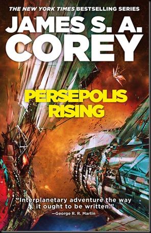 Persepolis Rising  (The Expanse #7)