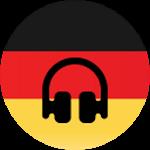 German Listening Icon