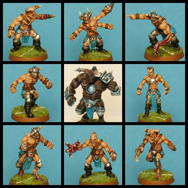 Gaspez Art Caos Blood Bowl