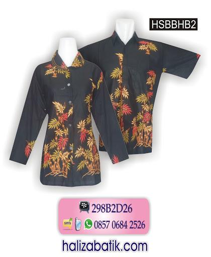 Online Baju, Fashion Batik, Busana Batik, HSBBHB2