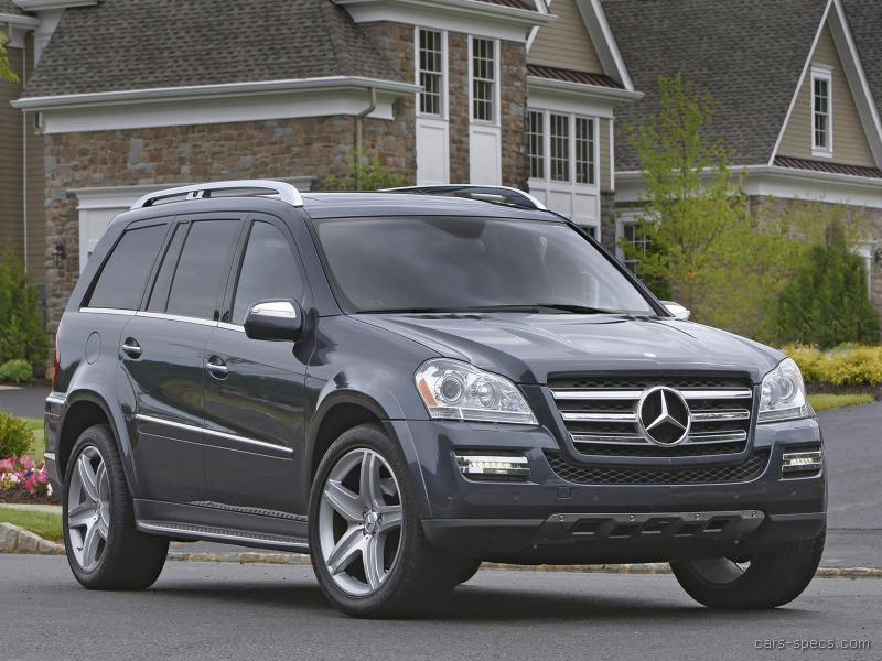 2009 mercedes benz gl class suv specifications pictures for Mercedes benz suv gl450