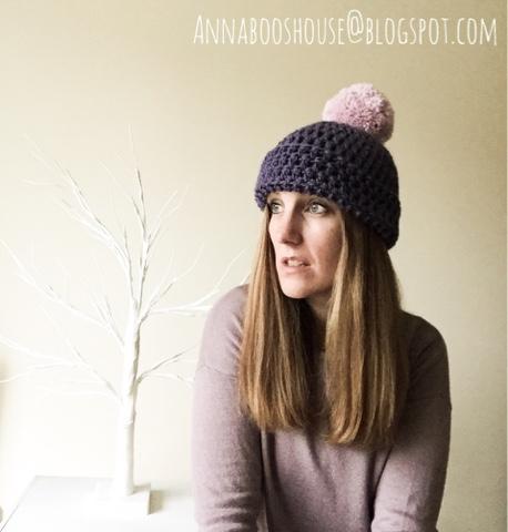150f66c42 Annaboo's house: Easy-Peasy, super-quick, one ball of yarn Crochet ...