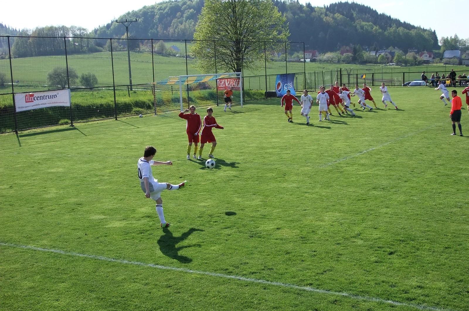 TJ Janovice - 1.BFK Frýdlant (8. 5. 2011)