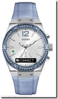 Guess Connect Smartwatch Pale Blue