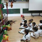 Animal Tea Party - Puppet Show (Playgroup) 24-7-14