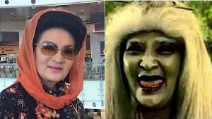 """Kabar Duka : Farida Pasha """" Mak Lampir """" Meninggal Dunia"""
