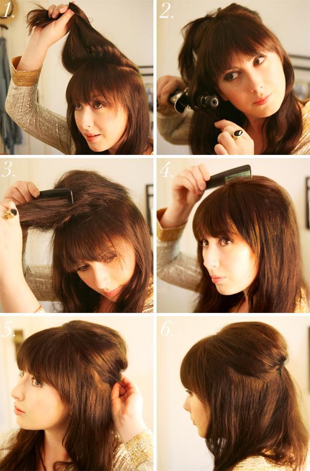 recogido para pelo rizado informal youtube peinados recogidos sencillos pelo rizado - Recogidos Informales Pelo Rizado