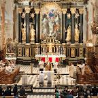 Pontifikalvesper - 350 Jahre Weihe der barocken Stiftskirche Wilten - Capella Wilthinensis - Puellae Wilthinenses - Stiftskirche Wilten - 17.10.2015