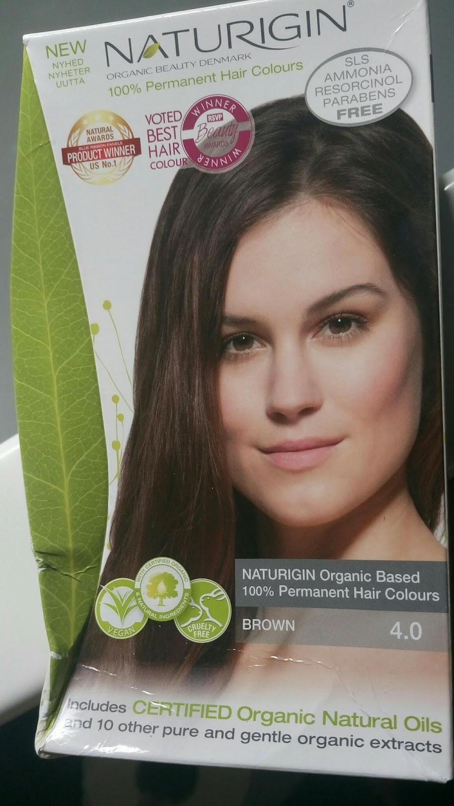 That Natural Glow Naturigin Permanent Hair Dye 40 Brown Review