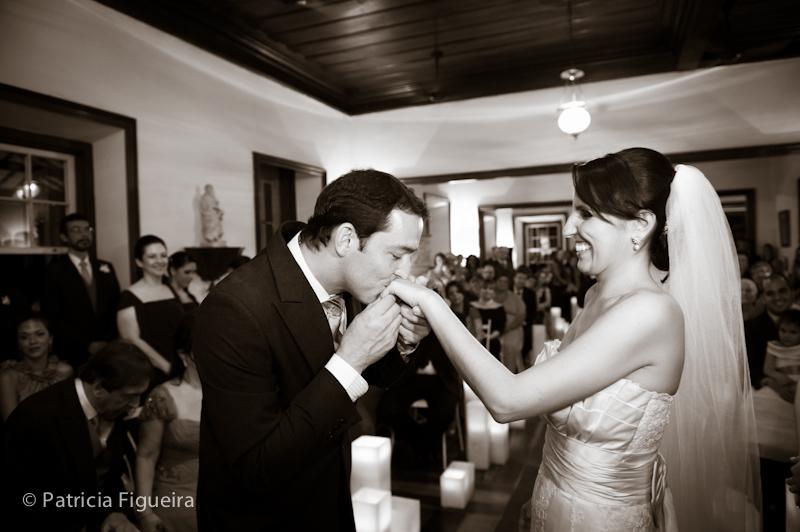 Foto de casamento 0849pb de Mônica e Diogo. Marcações: 20/08/2011, Casamento Monica e Diogo, Rio de Janeiro.
