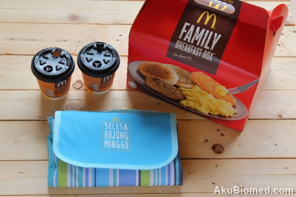 Mcd Family Breakfast Box dam McTikar