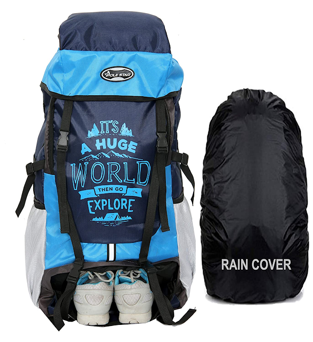Best Rucksack with laptop compartment under 2000 in India
