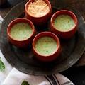 Masala Chaas with Sattu | Sattu Buttermilk