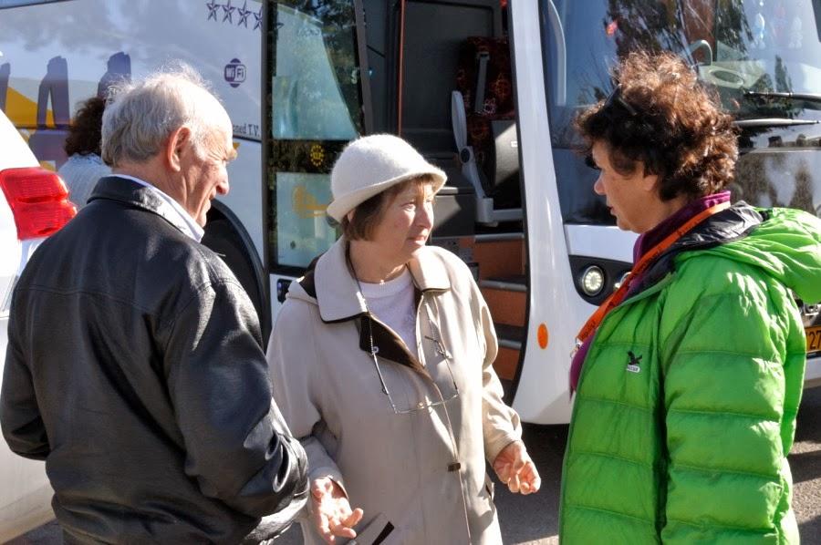 Фоторепортаж: гид Светлана Фиалкова, экскурсия в Негев.