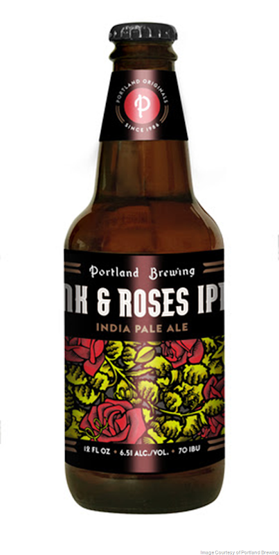 Portland Brewing's New Look and Beers