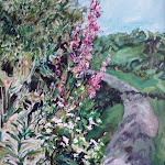 Foxgloves on Darcy Lane.JPG
