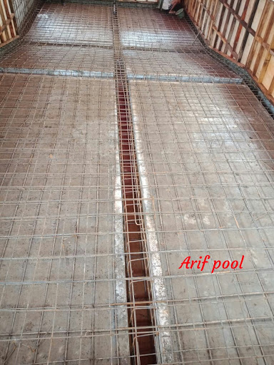 kolam renang baru
