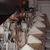 Banquet in the Dining Room