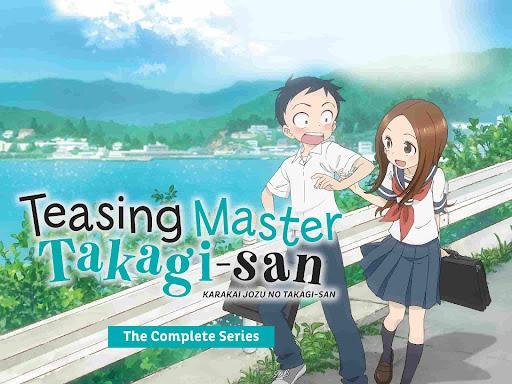 Teasing Master Takagi San Hindi Dub