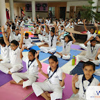 International Day of Yoga (Grade I to VIII) 21-6-2017