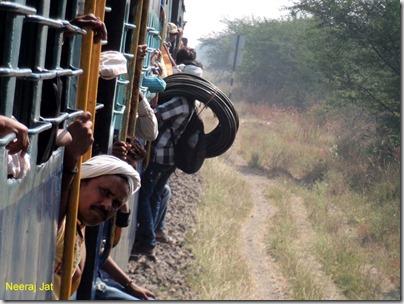 Nagpur-Nagbhir Narrow Gauge Train