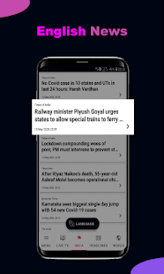 Newspedia All Live TV News, Latest India News App for PC-Windows 7,8,10 and Mac apk screenshot 4