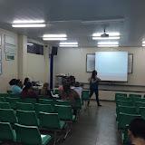 Curso de Boas Práticas Agrícolas para Trabalhadores na Vila do Engenho em Itacoatiara