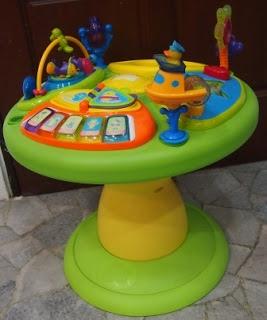 butik budak bright starts activity table. Black Bedroom Furniture Sets. Home Design Ideas