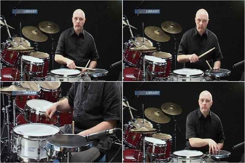 Simon Mellish - Essential Snare Drum Techniques Preview
