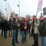 Manifestacja ZNP w Warszawie