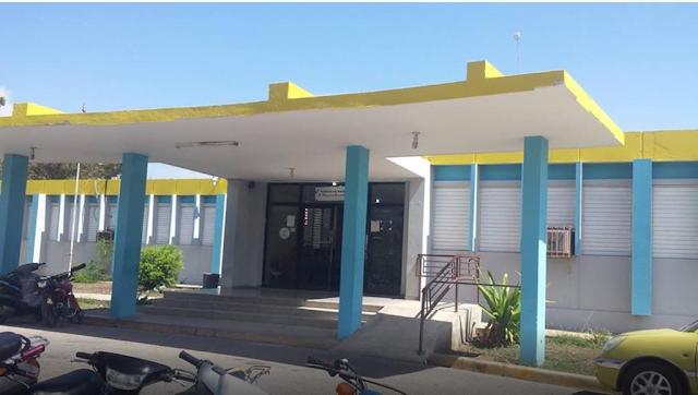 Hospital Regional de COVID-19 Jaime Sánchez no está lleno de pacientes en su totalidad .
