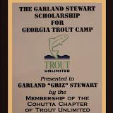 Garland Stewart Scholarship Award